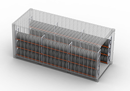 containerinnredning dekk